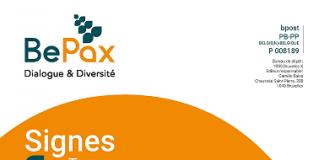 BePax-Signes des Temps Août 2019